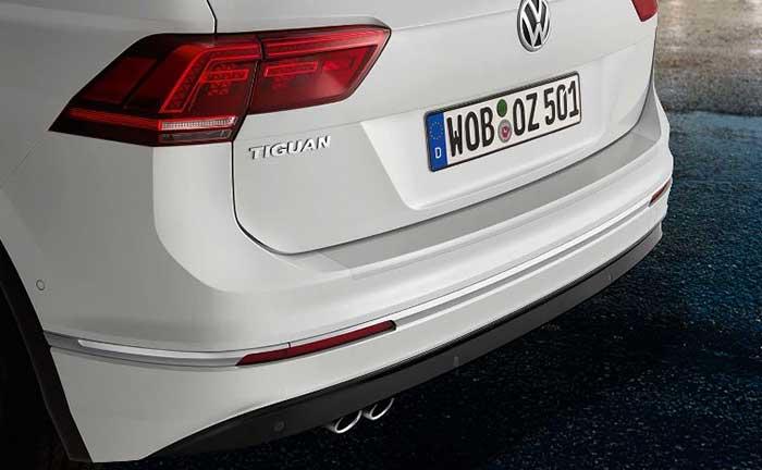 VW Tiguan LED-Rückleuchten